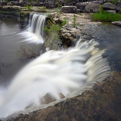 Kahola Falls