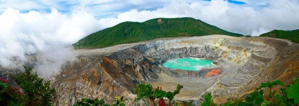 Paos Volcano, Costa Rica